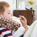 у ребенка грипп